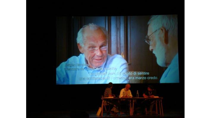 Last Call screening at Mantova Literature Festival 2013
